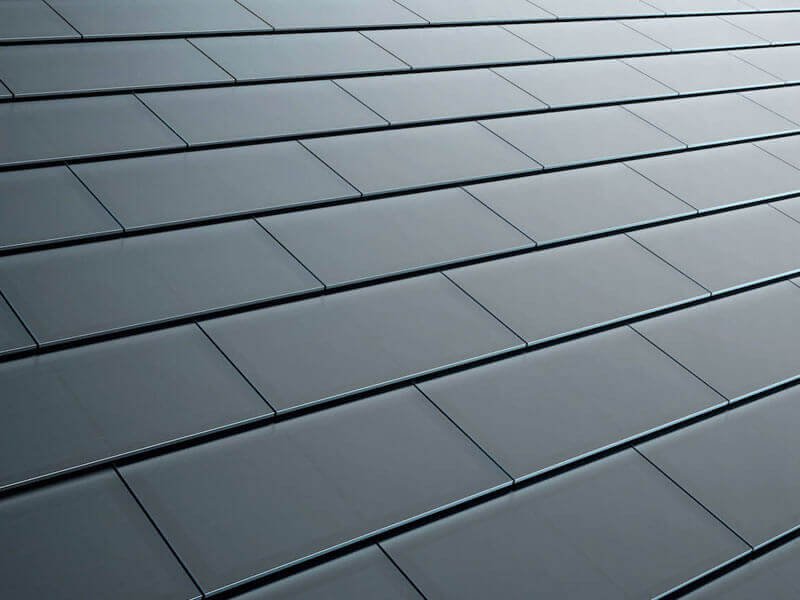 Solar Shingles Smooth Tile