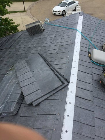 edmonton roofing shingle repair replacement
